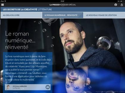 LaPresse+
